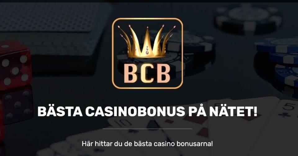 Bästa casino bonus till dig